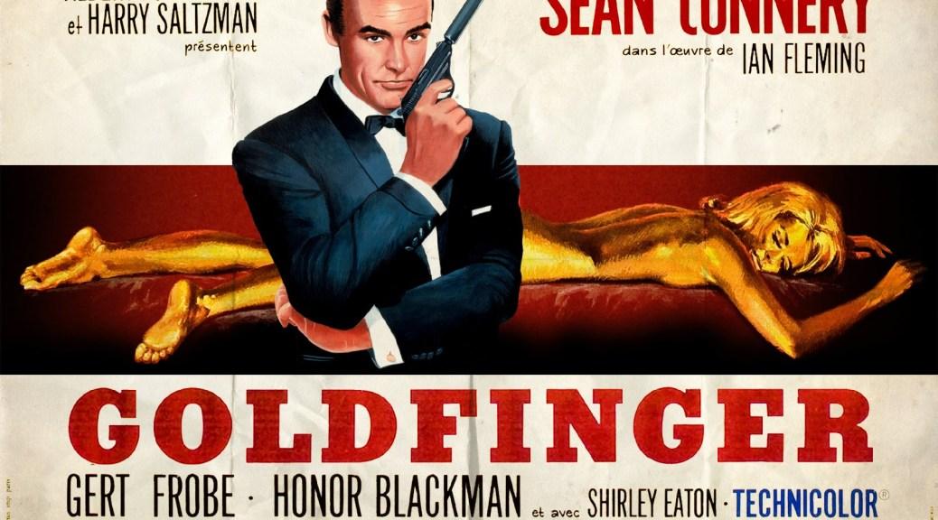 Image result for goldfinger poster banner