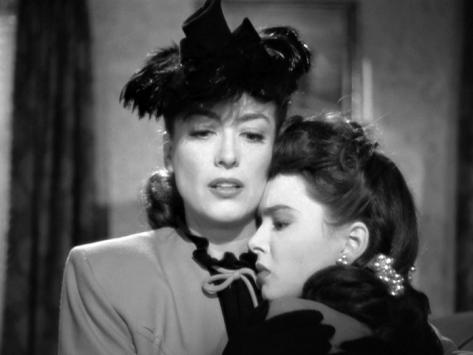 Joan Crawford, Ann Blyth