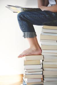 books scenes